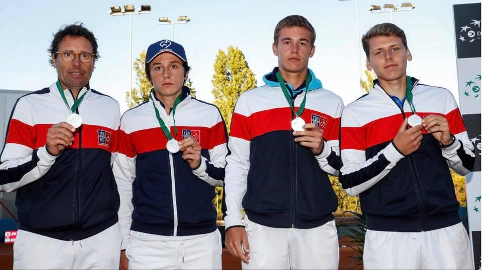 Coupe Davis Juniors