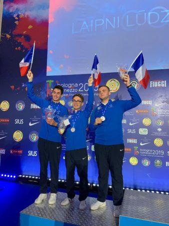Championnat d'Europe Boulogne septembre 2019 4