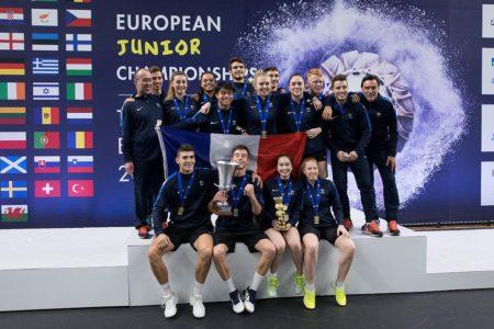 Champions deurope juniors