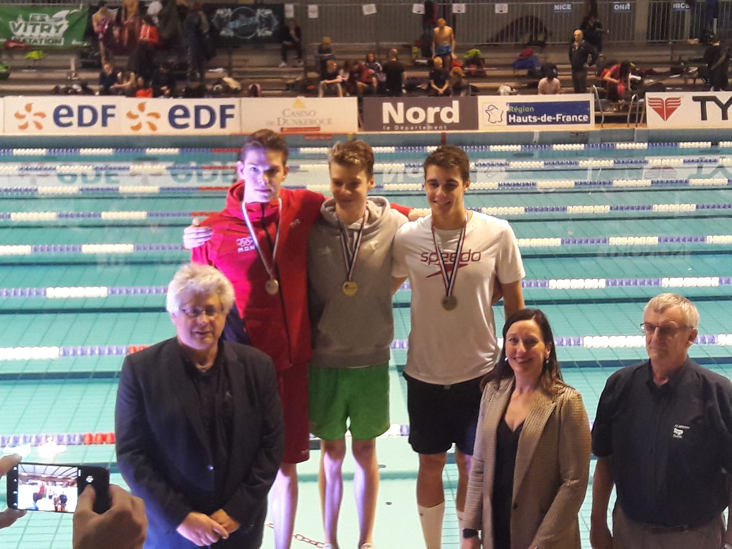 Championnats de France Juniors de Natation