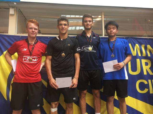 Danish Cup U19 de Badminton