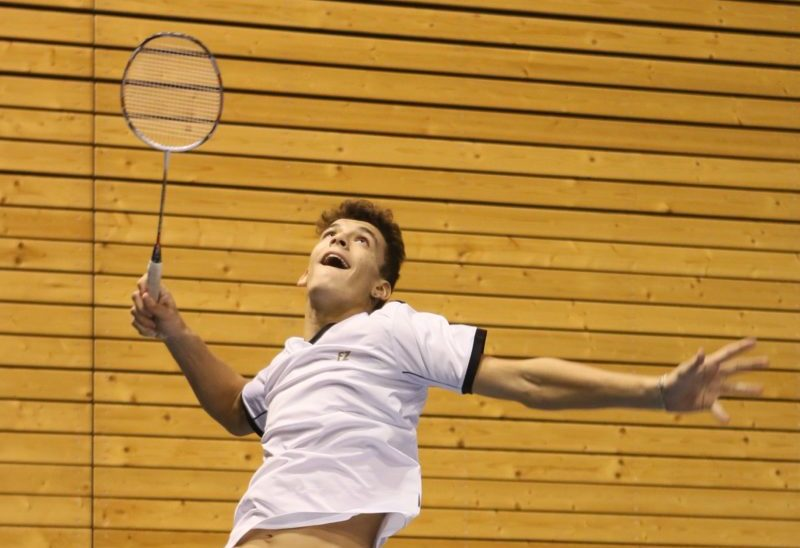 Résultats des tests de sélection DE JEPS Badminton