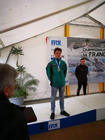 Tom SEGAUX_podium Frances
